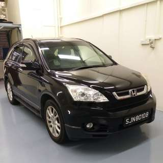 Honda CRV 2.4 Sunroof