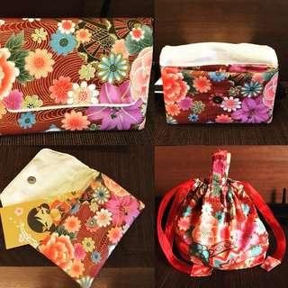 Handmade Ang pow pouch