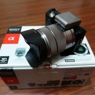 【出售】SONY NEX-5 + 18-55mm 微單眼相機