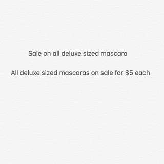 All Mascaras On Sale