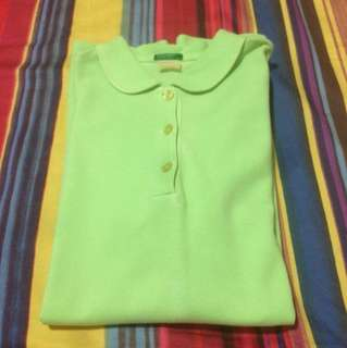 United Colors of Benetton. Polo Shirt