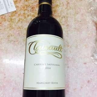 Cabernet Sauvignon 2014 Red Wine 🍷