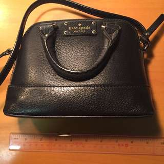 Kate spade ♠️ cross shoulder bag <used>