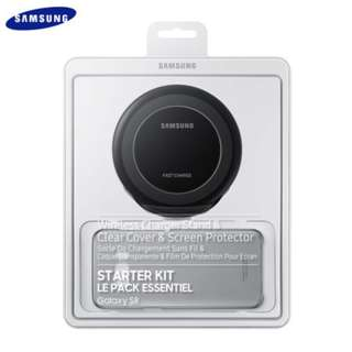 Samsung Galaxy S8 Wireless Charging Starter Kit