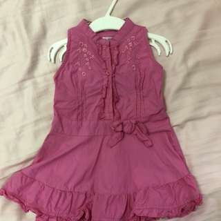 Zara dress 12-18mths