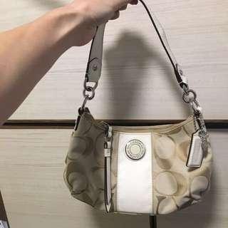 美國購入 Coach Shoulder Bag