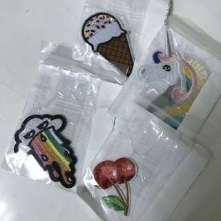 Clothes sticker (4 for $2)