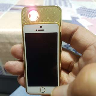 Usb iphone lighter