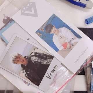 Seventeen love and letter Al1 album