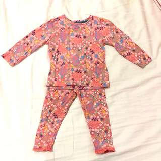Mothercare Pyjamas 12-18mths