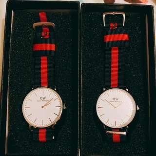 DW高仿手錶