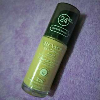Revlon Colorstay 24hrs wear for Combination/Oily