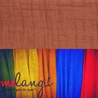 Khimar Two Tone by Melangit