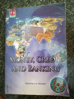 Money, Credit and Banking by Pagoso