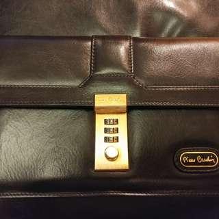 Pierre Cardin絶版經典男手提包