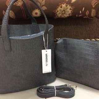 MINISO Croc Bag
