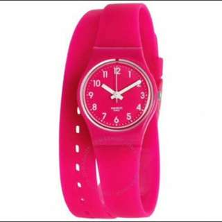 Swatch Pink Berry Lilit
