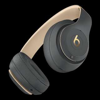 Weekend Special! Beats Studio 3 Shadow Gray- New