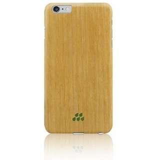 Evutec Wood SI Snap Case Apple iPhone 6 plus / 6s plus bamboo NEW