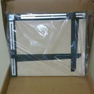 "LPL 11"" * 14"" 2-Blade  Easel for Enlarger"