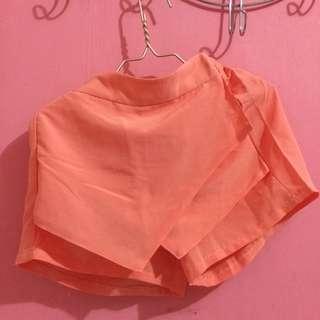 PEACH SKORT (rok celana)