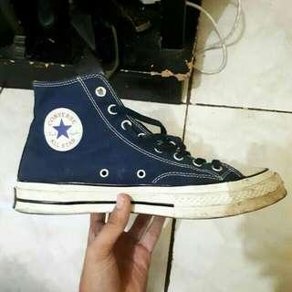 Converse 70s dark blue