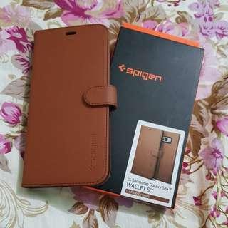 S8+ Spigen case Wallet S