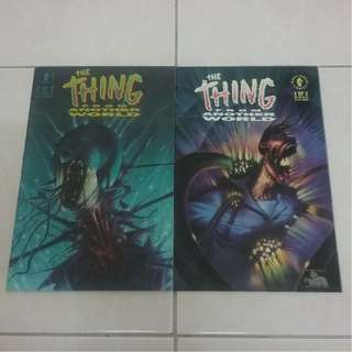 The Thing #1 - 2 Mini Series
