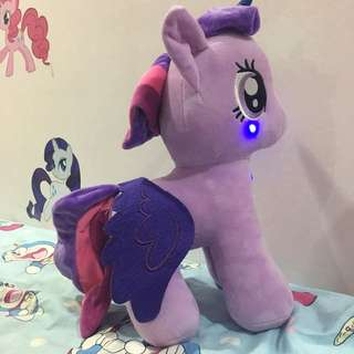 Twilight Sparkle Soft toy with light and voice