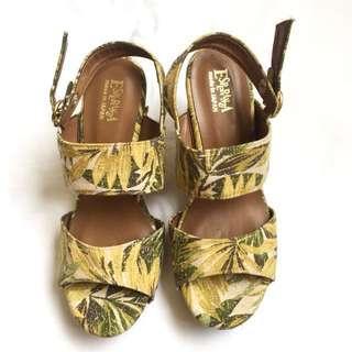 Esperanza Wedge Shoes