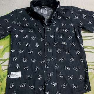 RSCH Boy Shirt 2-3Y