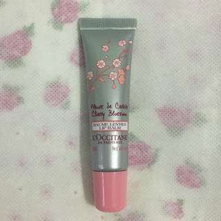 Loccitane Cherry Blossom Lip Balm 12ml