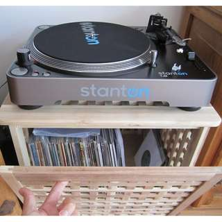 BRAND NEW STANTON DIRECT DRIVE TURNTABLE (UP $549) WAREHOUSE PRICE fr $199