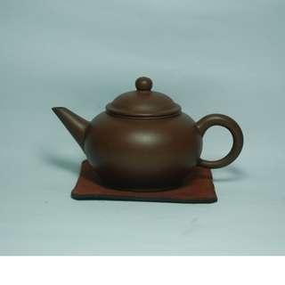 中國宜興  甲子泥  六杯水平壺