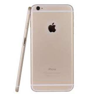 iPhone 6 plus 16G Gold color