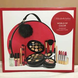 Elizabeth Arden World of Colour Makeup Collection