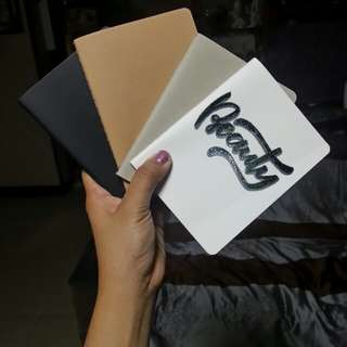 Personalized Name Notebooks