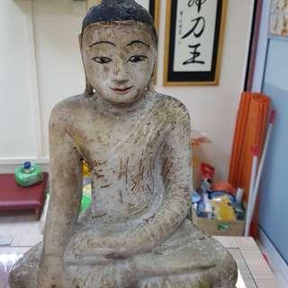 Myanmar Buddha Statue