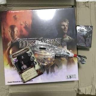 Mistborn House War Kickstarter Edition