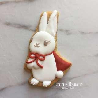 【小白兔糖】兔仔糖霜餅乾
