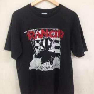 vintage rancid shirt