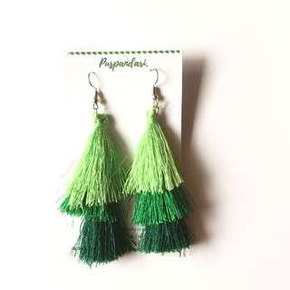 NEW Garjita Earrings @puspandari_