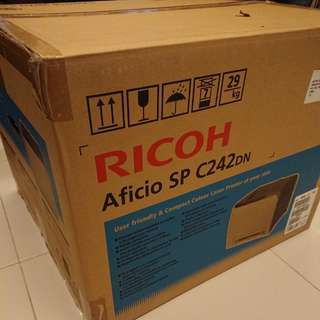 Ricoh Aficio SP C242DN