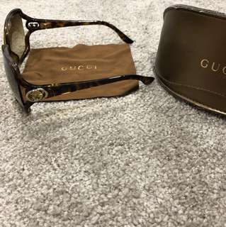 Genuine Gucci Sunglasses