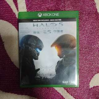Xbox One Game halo 5