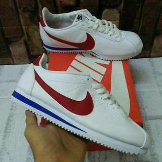 NIKE CORTEZ CLASSIC LEATHER FOREST GUMO ORIGINAL MADE IN INDONESIA