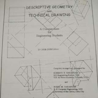 Descriptive Geometry and Technical Drawing
