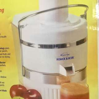 Power Juicer by Eurovac