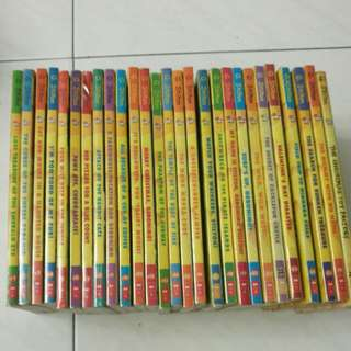 Geronimo Stilton #1 to #54