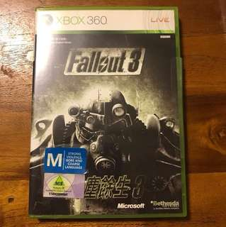 Xbox 360 Games - Fallout 3